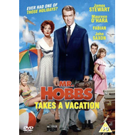 Mr. Hobbs Takes A Vacation (UK-import) (DVD)