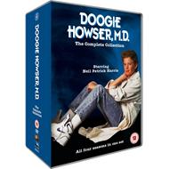 Doogie Howser, M.D. - The Complete Series (UK-import) (DVD)