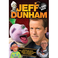 Jeff Dunham Samleboks (UK-import) (DVD)