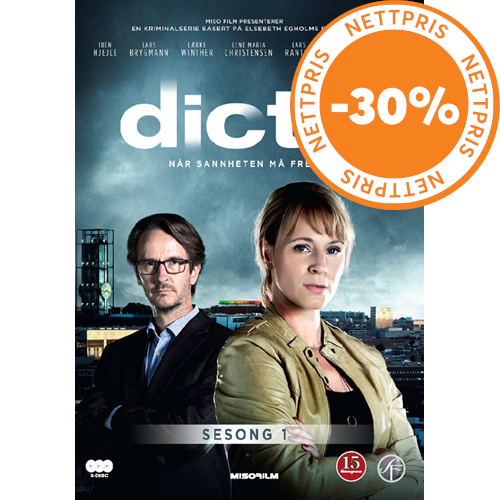 Dicte - Sesong 1 (DVD)