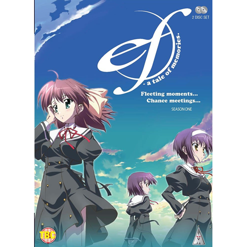 Ef: A Tale Of Memories - Sesong 1 (UK-import) (DVD)
