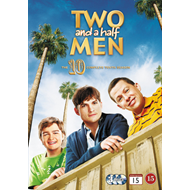Two And A Half Men - Sesong 10 (DVD)