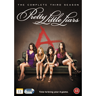 Pretty Little Liars - Sesong 3 (DVD)