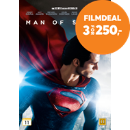 Produktbilde for Man Of Steel (DVD)