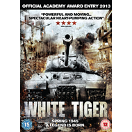 White Tiger (UK-import) (DVD)