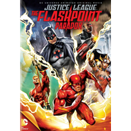 Justice League - The Flashpoint Paradox (DVD - SONE 1)