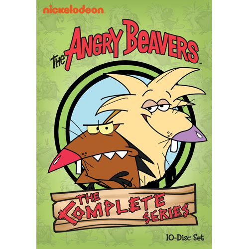 The Angry Beavers - The Complete Series (DVD - SONE 1)