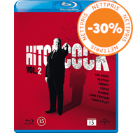 Produktbilde for Alfred Hitchcock Blu-ray Collection 2 (BLU-RAY)