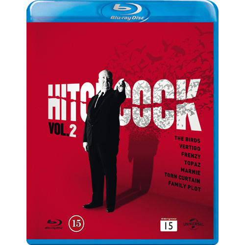 Alfred Hitchcock Blu-ray Collection 2 (BLU-RAY)