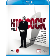 Produktbilde for Alfred Hitchcock Blu-ray Collection 1 (BLU-RAY)
