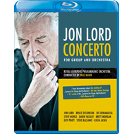 Jon Lord - Concerto For Group And Orchestra (Blu-ray + CD)