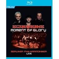Scorpions - Moment Of Glory: Live With The Berlin Philharmonic Orchestra (UK-import) (SD Blu-ray)
