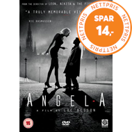 Angel-A (UK-import) (DVD)