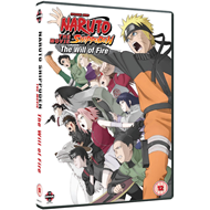 Naruto Shippuden - The Movie 3: The Will Of Fire (UK-import) (DVD)