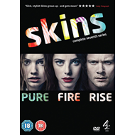 Skins - Sesong 7 (UK-import) (DVD)