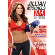 Jillian Michaels - Yoga Meltdown (UK-import) (DVD)