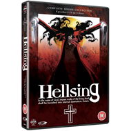 Hellsing - The Complete Original Series Collection (UK-import) (DVD)