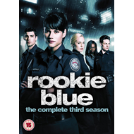Rookie Blue - Sesong 3 (UK-import) (DVD)