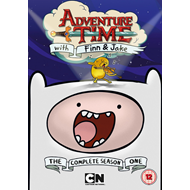 Adventure Time - Sesong 1 (UK-import) (DVD)