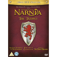 The Chronicles Of Narnia - The Trilogy (UK-import) (DVD)