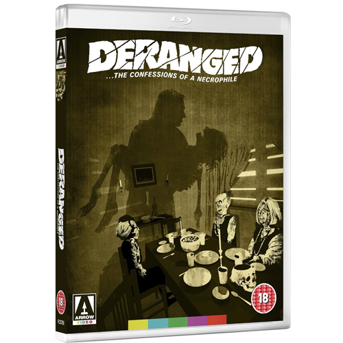 Deranged (UK-import) (Blu-ray + DVD)
