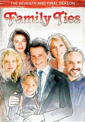 Family Ties - Sesong 7 (DVD - SONE 1)