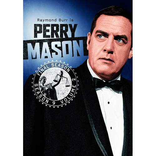 Perry Mason - Sesong 9 Del 2 (DVD - SONE 1)
