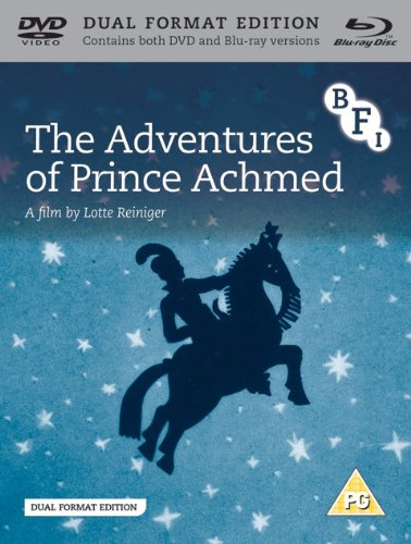 The Adventures Of Prince Achmed (UK-import) (Blu-ray + DVD)