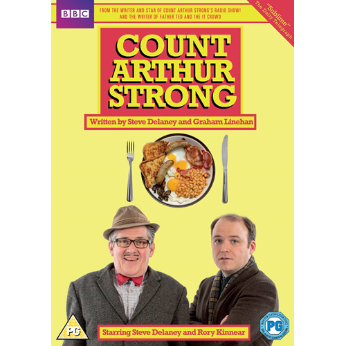 Count Arthur Strong (UK-import) (DVD)