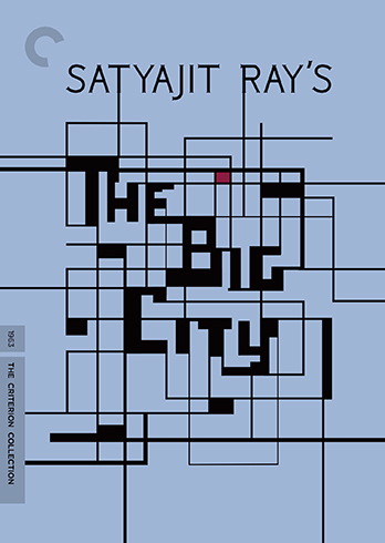 The Big City - Criterion Collection (DVD - SONE 1)