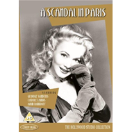 A Scandal In Paris (UK-import) (DVD)