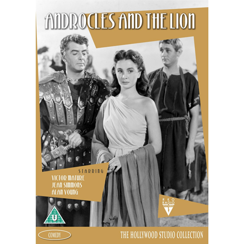 Androcles And The Lion (UK-import) (DVD)