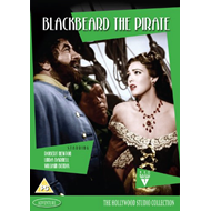 Blackbeard The Pirate (UK-import) (DVD)