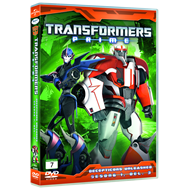 Transformers Prime - Sesong 1 Vol. 3 (DVD)