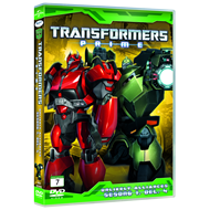 Transformers Prime - Sesong 1 Vol. 4 (DVD)
