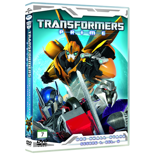 Transformers Prime - Sesong 1 Vol. 5 (DVD)