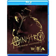 Ministry - Enjoy The Quiet - Live At Wacken 2012 (DVD)