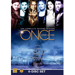 Once Upon A Time - Sesong 2 (DVD)