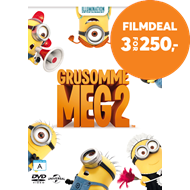 Produktbilde for Grusomme Meg 2 (DVD)