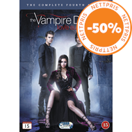 Produktbilde for The Vampire Diaries - Sesong 4 (DVD)