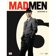 Mad Men - Sesong 6 (DVD)