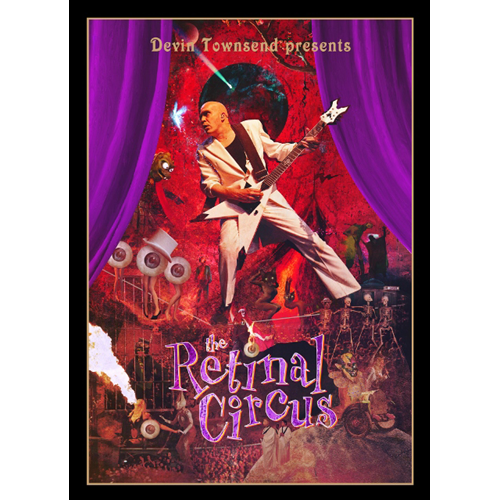 Devin Townsend - The Retinal Circus (2DVD)
