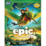 Epic (Blu-ray 3D + Blu-ray + DVD)
