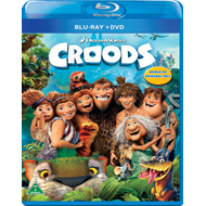 Croods (Blu-ray + DVD)