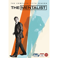 Produktbilde for The Mentalist - Sesong 5 (DVD)