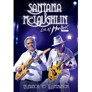 Santana & McLaughlin - Live At Montreux 2011: Invitation To Illumination (UK-import) (DVD)