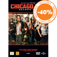 Chicago Fire - Sesong 1 (DVD)