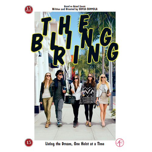 The Bling Ring (DVD)