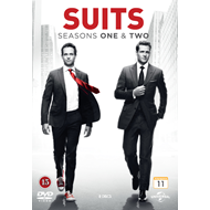 Suits - Sesong 1 & 2 (DVD)