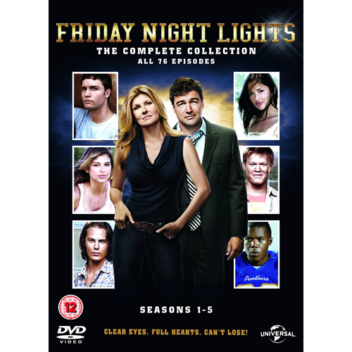 Friday Night Lights - The Complete Series (UK-import) (DVD)
